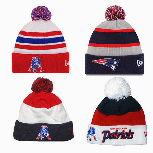 c374e9cd8cfc9 Throwback to the last few seasons knit hats! All of them are back in-stock  right now! http   proshop.patriots.com hats winter  TBT  PatriotsNation