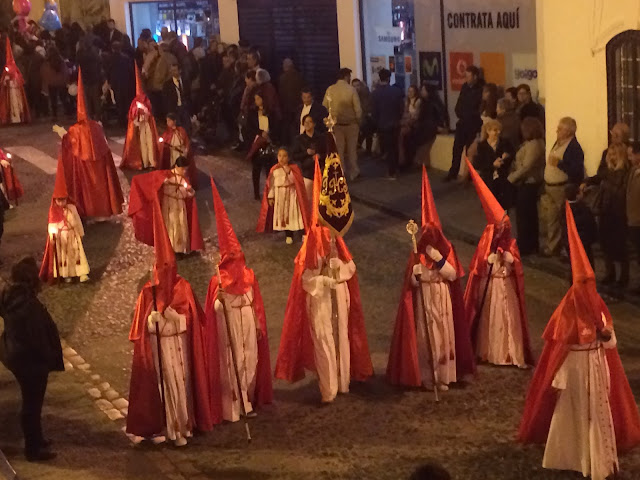 Semana Santa na Andaluzia