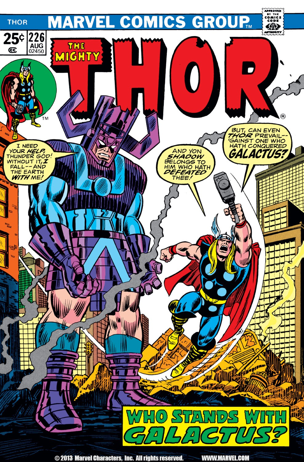 Thor (1966) 226 Page 1