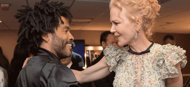 Lenny Kravitz finally opens up about secret engagement with Nicole Kidman