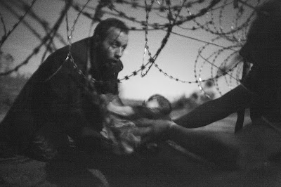 Warren Richardson World Press Photo 2016