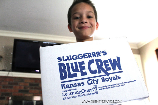 2016, SLUGGERRR'S, BLUE CREW, MEMBERSHIP, FOR KIDS, CHILDREN, ROYALS FANS, YOUNG