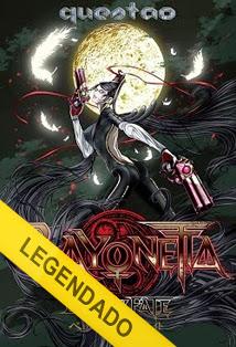 Bayonetta: Bloody Fate – Legendado