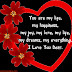BEST MESSAGES OF LOVE FOR GIRLFRIEND