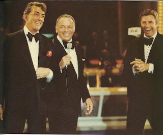Reunión de Dean Martin y Jerry Lewis con Frank Sinatra - 1989