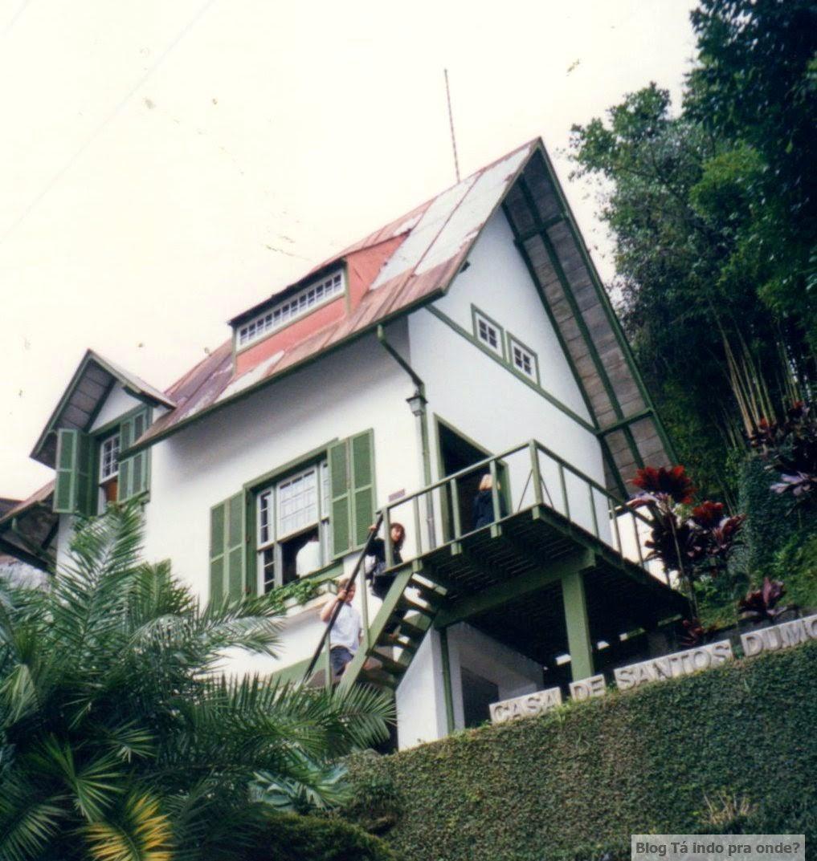 Casa do Santos Dumont