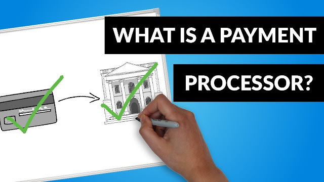 what is a payment processor