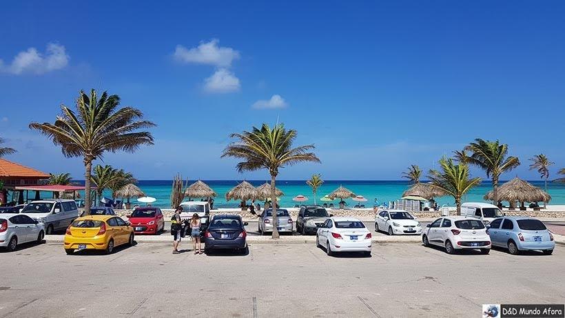 Praia de Arashi Beach: Praias de Aruba, Caribe