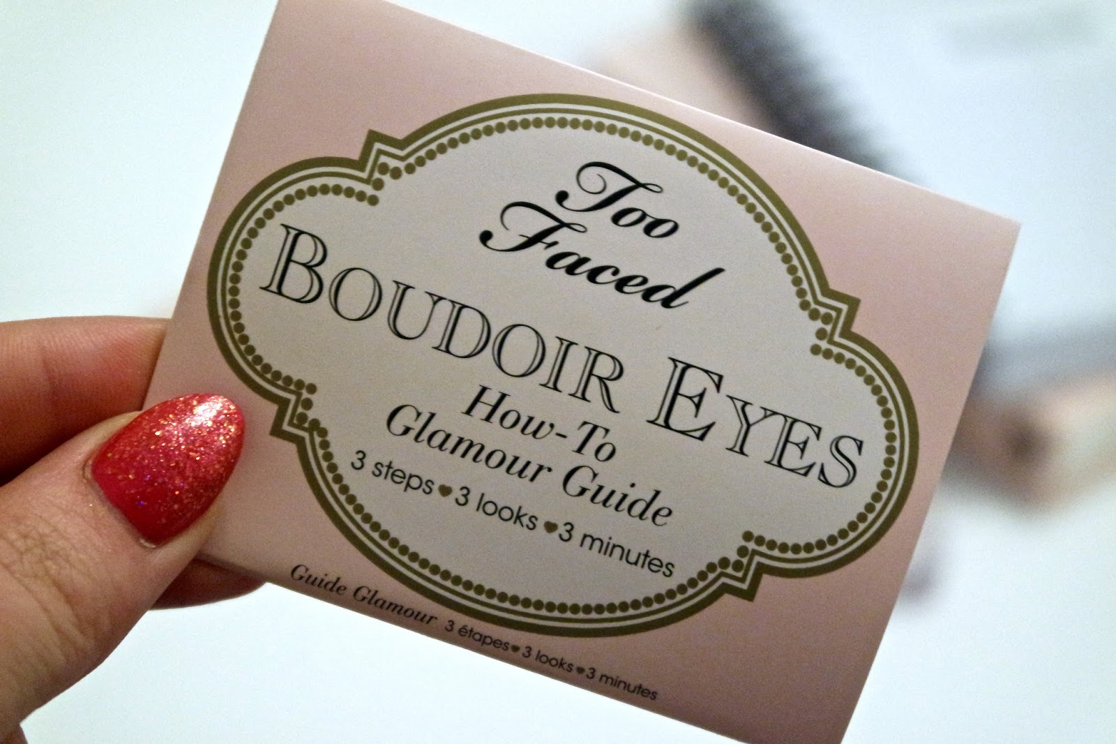 Too Faced Boudoir Eyes Palette Review