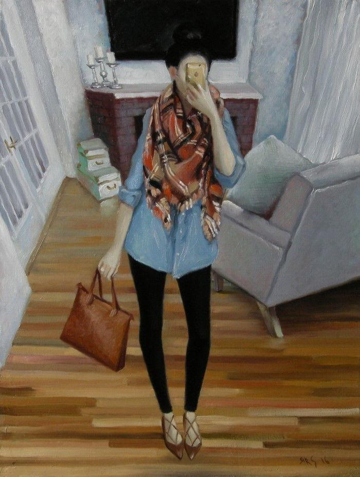 Украинский художник. Ярослав Соболь
