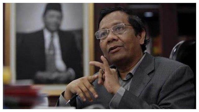 Tunggu Giliran Berbicara di ILC dan Dengar Perdebatan Para Tokoh, Mahfud MD Mengaku Tersiksa