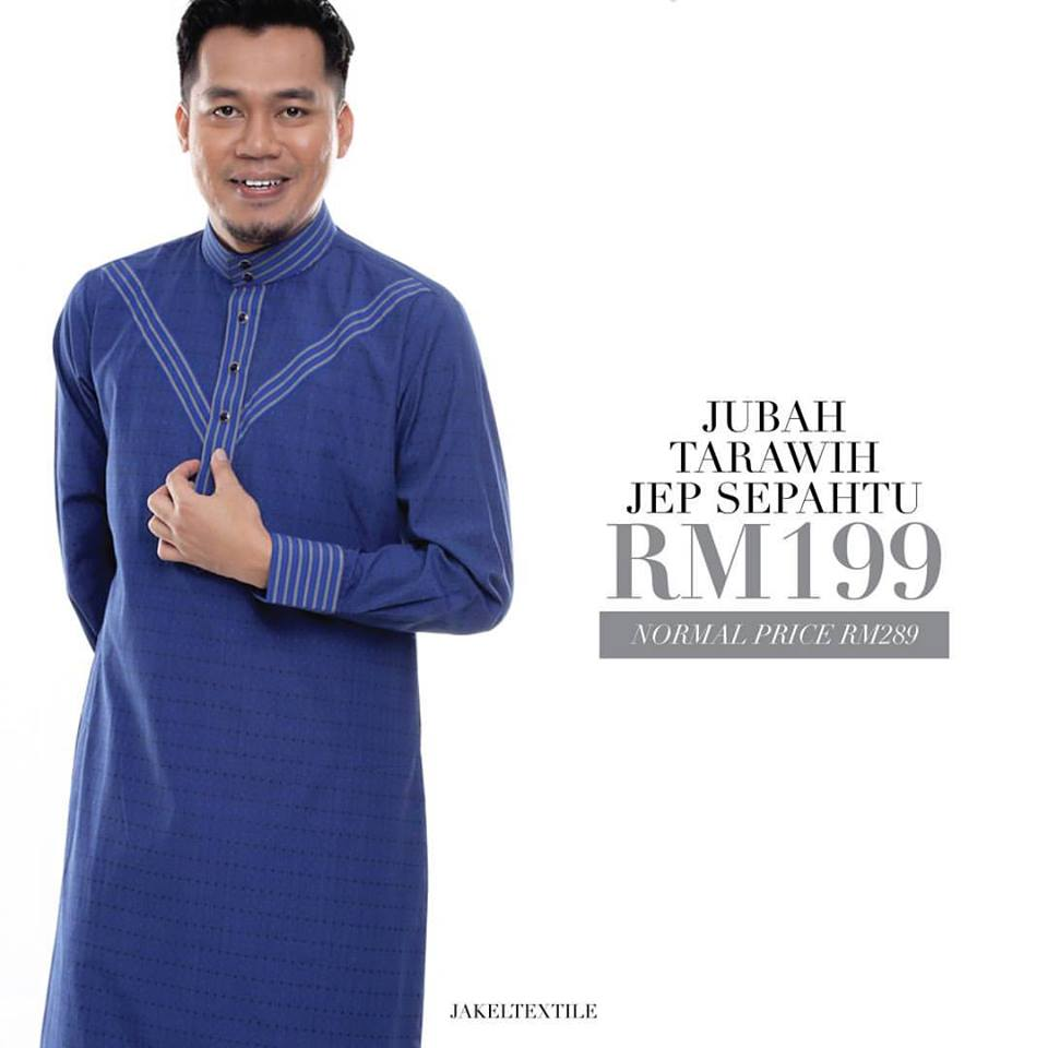 Koleksi Baju Raya Jakel  c128ddaf10