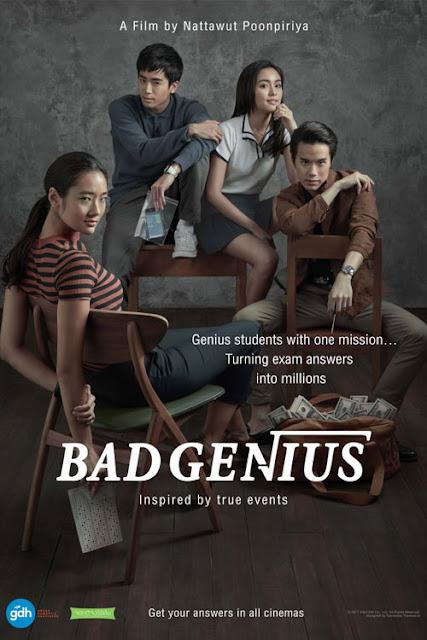 Download Bad Genius 2017 Full Movie Sub Indo