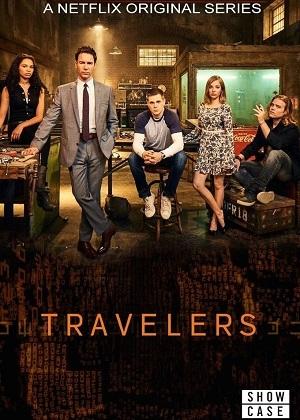 Travelers - 1ª Temporada Séries Torrent Download capa