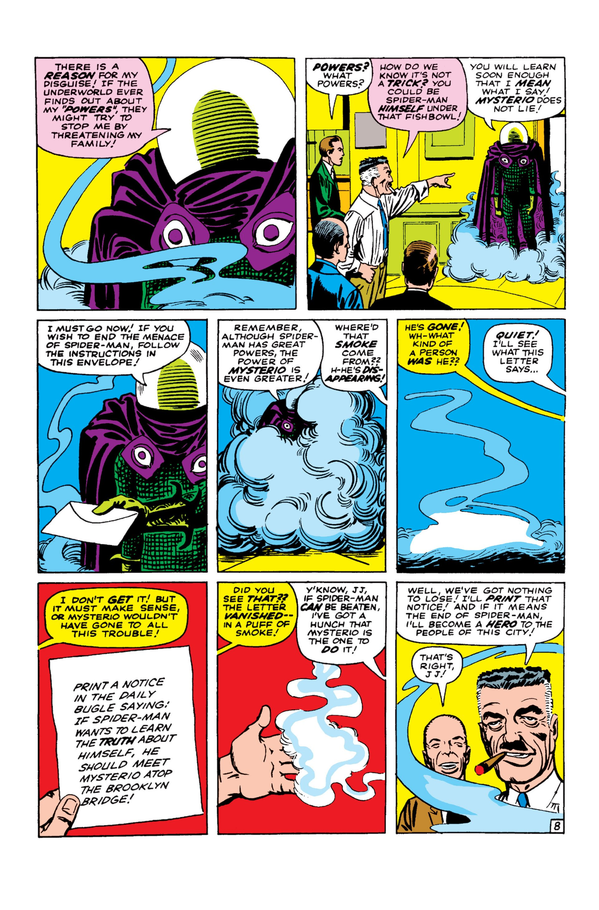The Amazing Spider-Man (1963) 13 Page 8