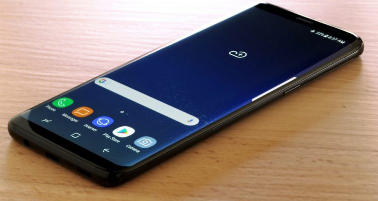 Samsung Galaxy Note 8 Android Pie Update Now Available - The Cryd's