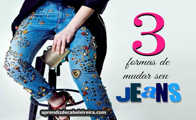 Calça Jeans mais Fashion