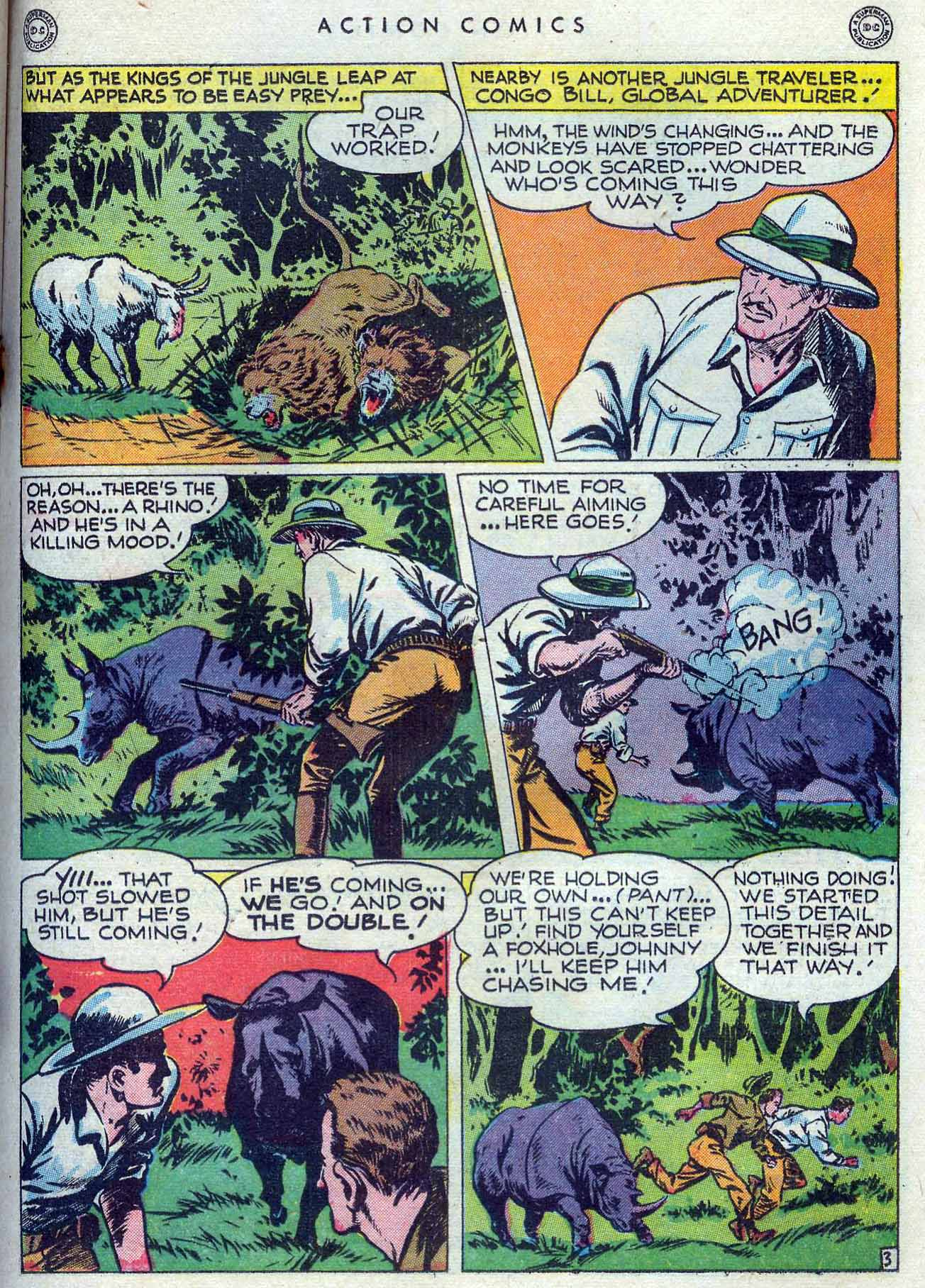 Action Comics (1938) 105 Page 28