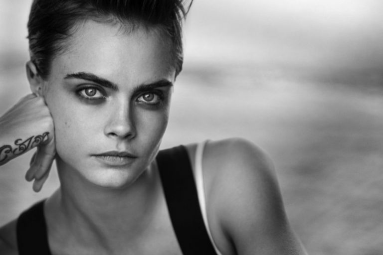Cara Delevingne for Douglas Cosmetics