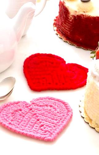 https://www.ravelry.com/patterns/library/valentine-heart-coaster-3
