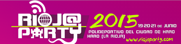 En breve rumbo a Haro, La Rioja, para el evento Rioja Lan Party @riojaparty con Drones y Liquid Galaxy