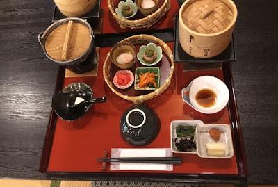 八丁の湯 朝食
