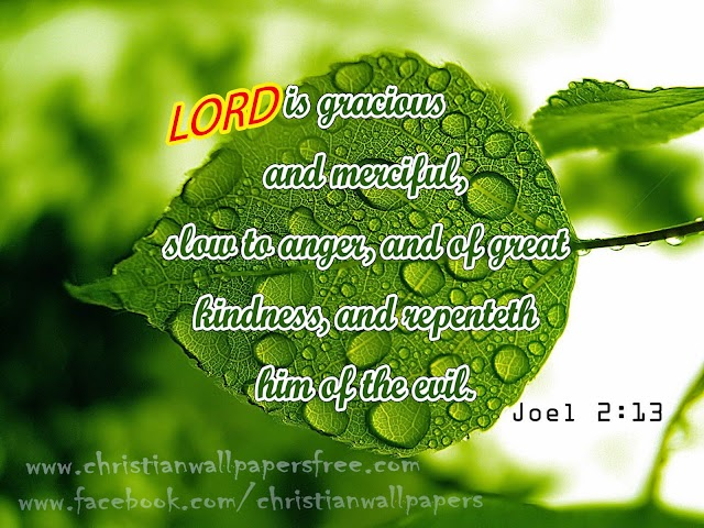Lord is Gracious and Merciful