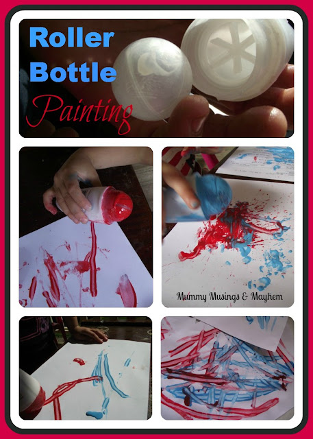 Toddler Fine motor Fun