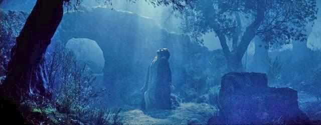 Streams of the river november 2013 - Jesus in the garden of gethsemane ...