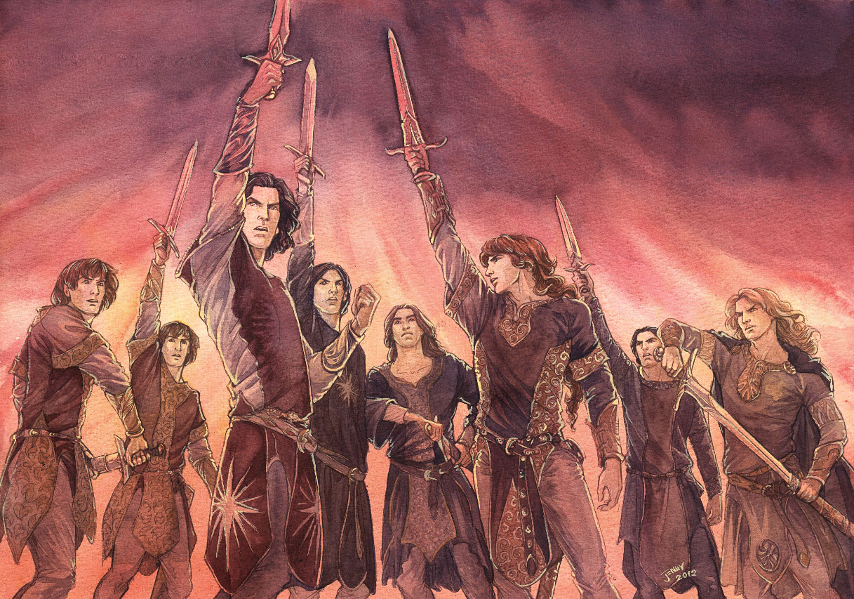 My Lady Bibliophile: The Silmarillion (Part Two) Oath Of Feanor