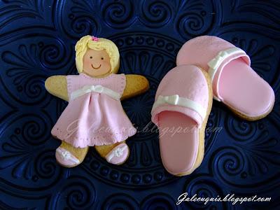 galletas zapatillas