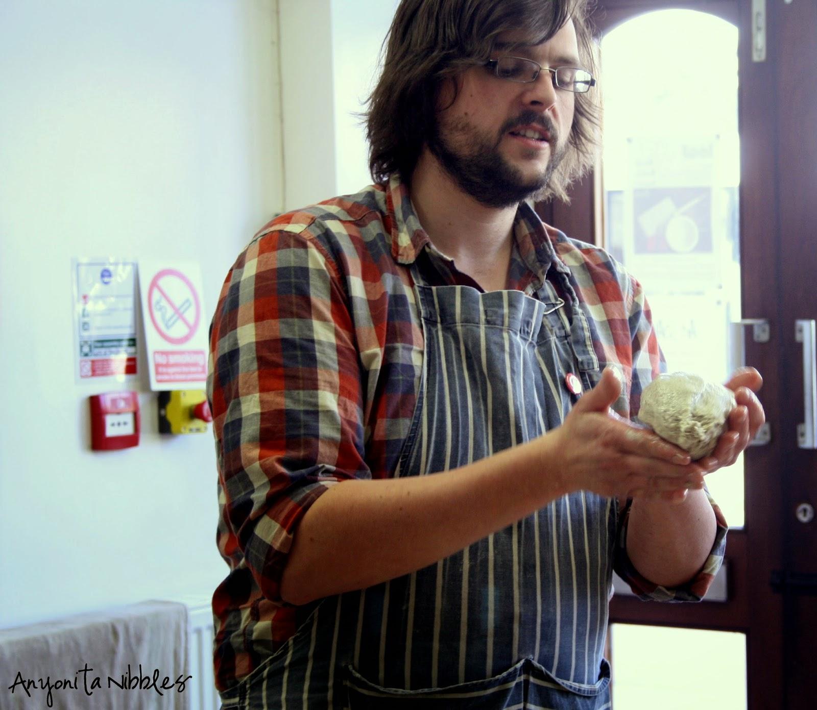 Tom Baker of Loaf in Stirchley, Birmingham