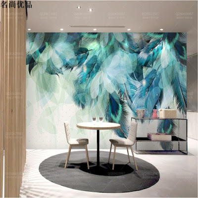 amazing 3D wallpaper for living room walls 3D wall murals images designs (2)