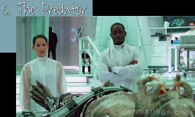 The Predator 2018 movie Shane Black Olivia Munn Sterling K. Brown
