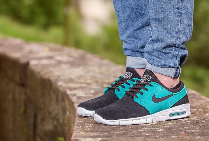 e4e8133ae97e Nike SB kembali mengeluarkan Sepatu terbarunya dari series Collabs nya  dengan Pro Skater Stefan Janoski