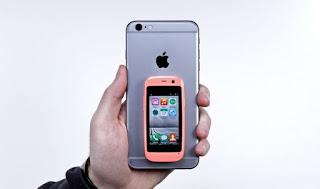 Smartphone Micro X Jadi Smartphone 4G Terkecil