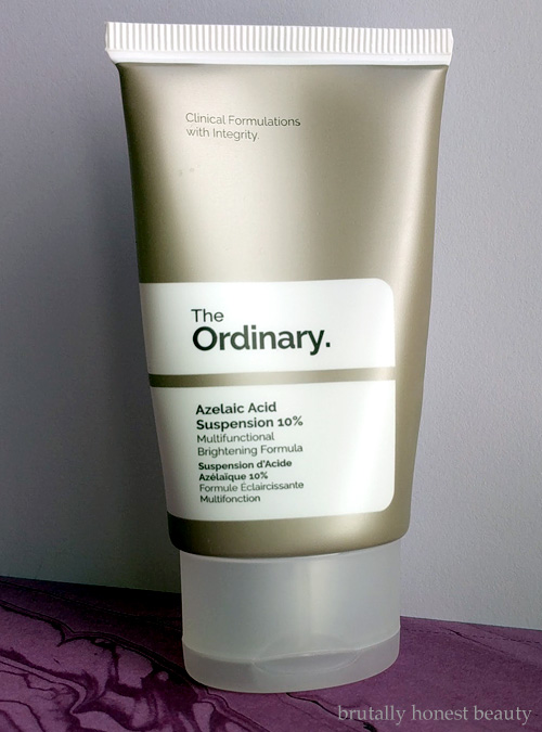 Review of The Ordinary Azelaic Acid Suspension 10%