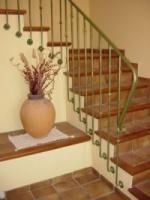 Escaleras de interior a medida escaleras de interiores - Escaleras de hierro forjado ...