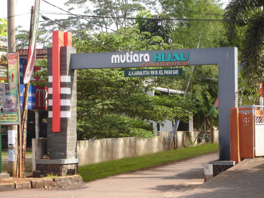Gapura Masjid Minimalis Terbaru Desain Gapura Sekolah Modern Nusagates