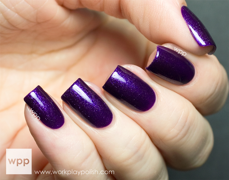Ninja Polish Amethyst Dreams
