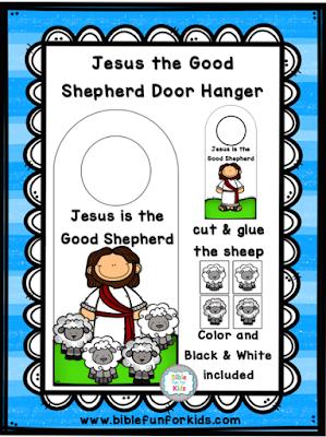 http://www.biblefunforkids.com/2017/01/jesus-good-shepherd-door-hanger.html
