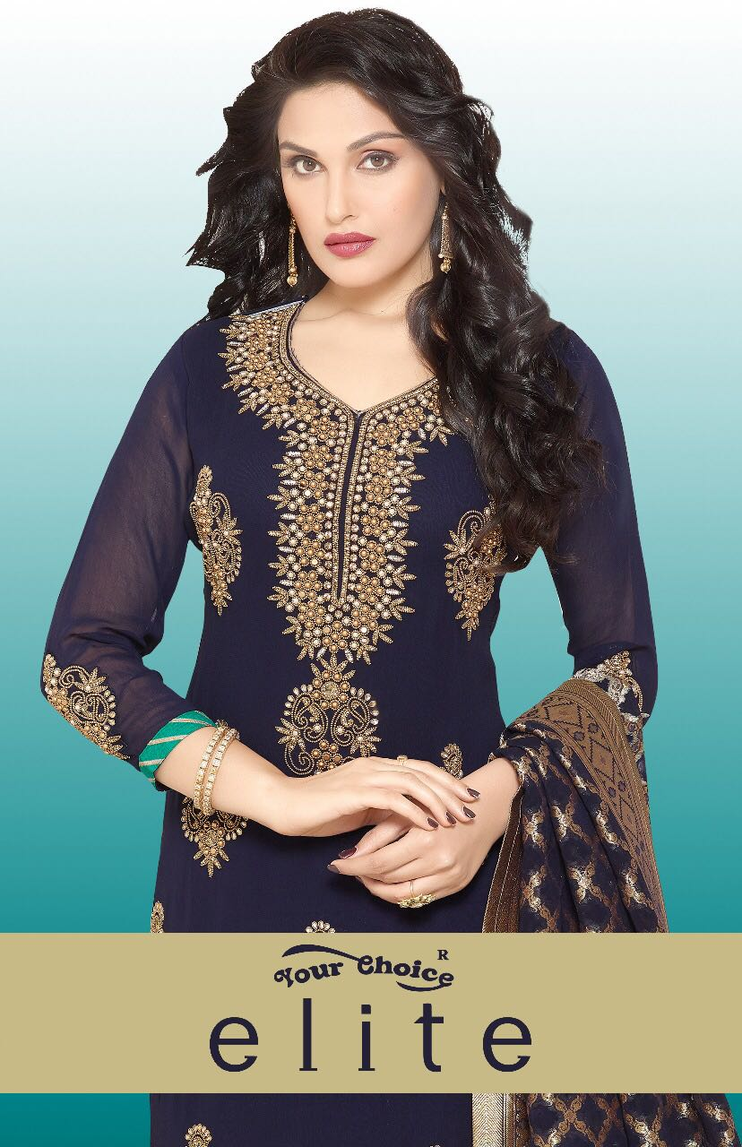 Your choice elite salwar kameez collection