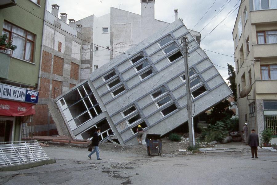 Earthquakes Down Through the Years