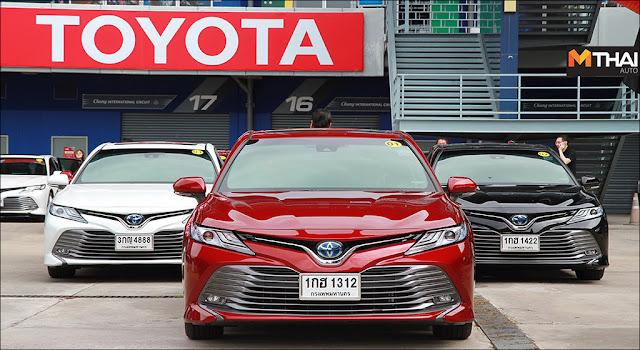 Đánh giá xe Toyota 2019