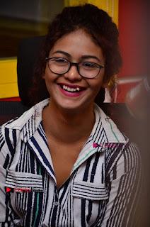 Aditi Myakal Latest Stills at Radio Mirchi for Launch of Ami Tumi 1st Song