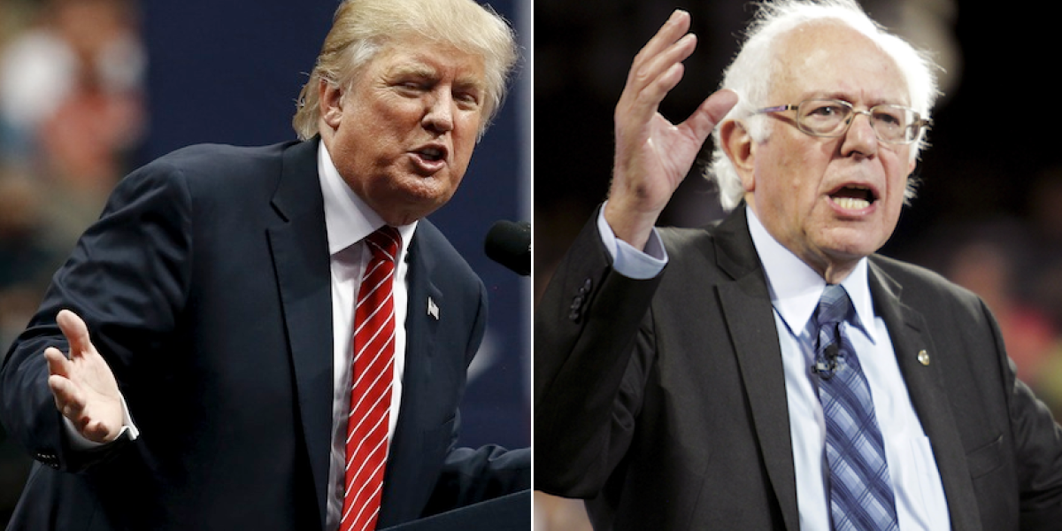 #Sanders: Trump es el presidente más incapaz y debe ser derrocado