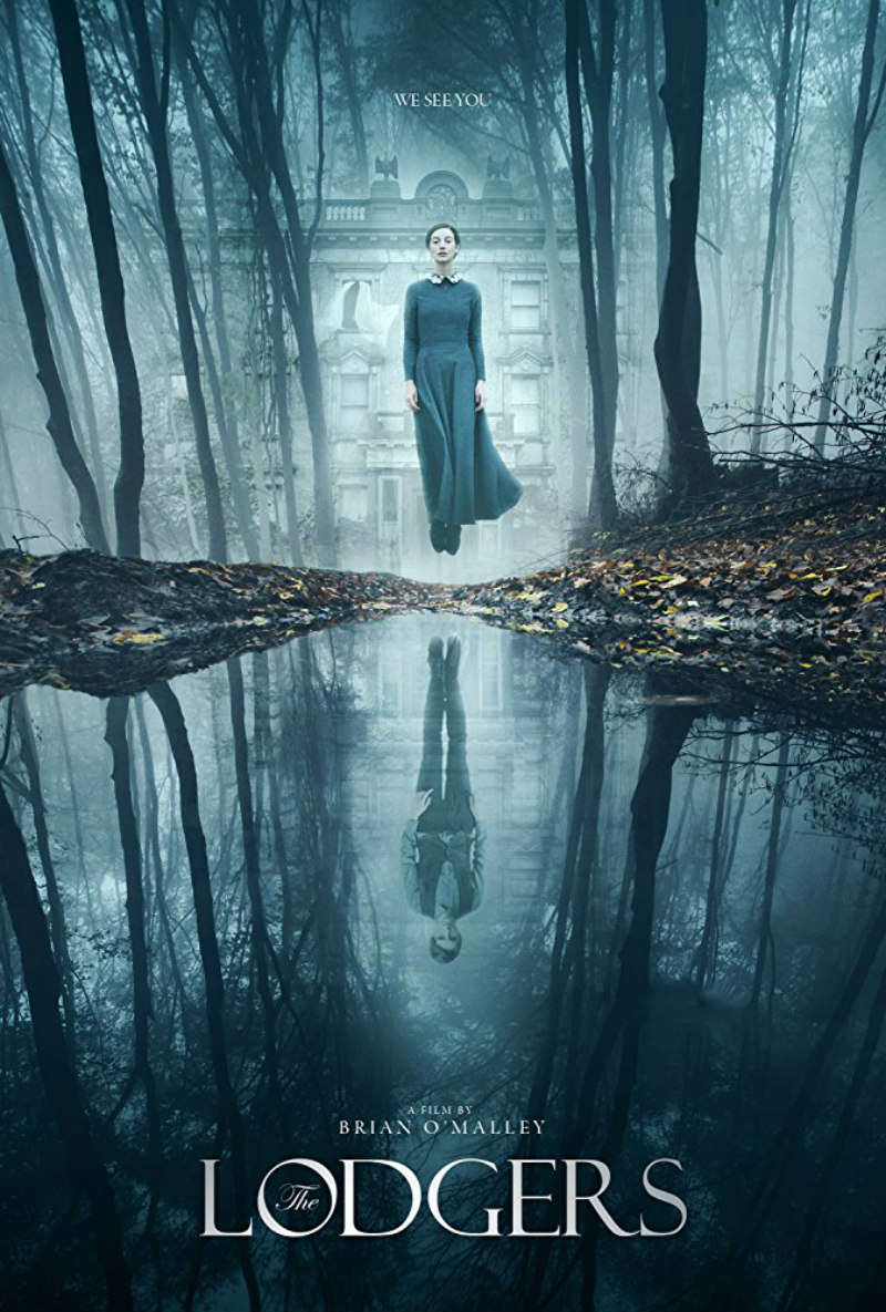 the lodgers film poster