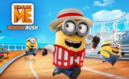 Despicable Me Minion Rush Gameloft Mod Apk