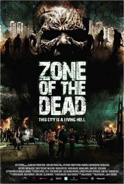 Zone of the Dead (2009) เมืองตะวันดับ ไล่จับกองทัพผี