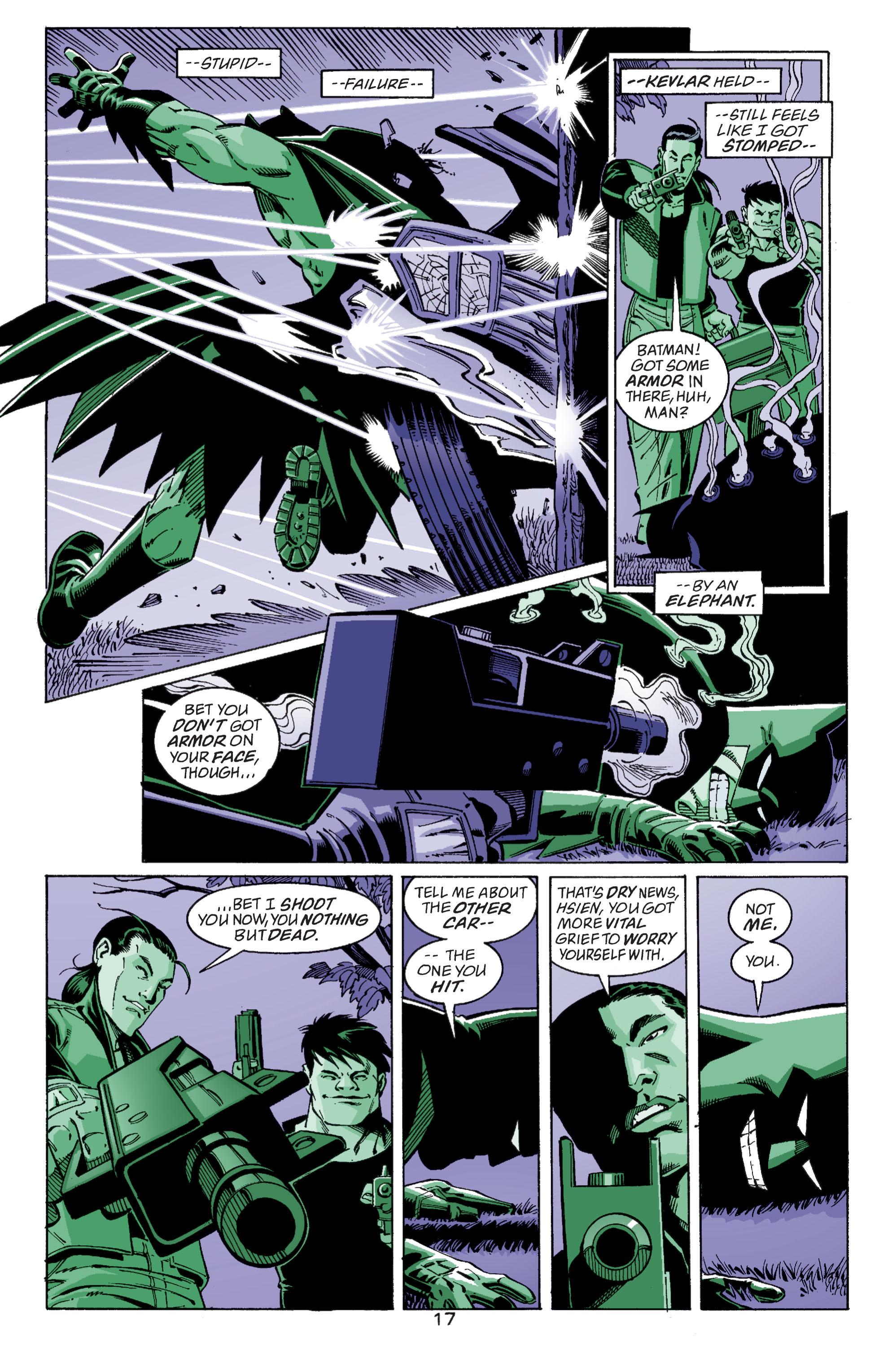 Detective Comics (1937) 757 Page 17